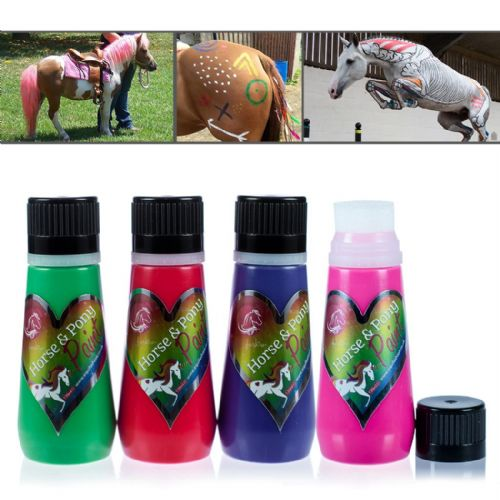 Equifashion Horse & Pony Paint Easy Squeeze bottle - 130ml
